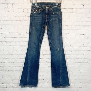 True Religion Jeans | Flare Flap pockets
